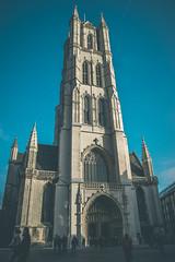 Catedral de San Bavón (fcojavier1991) Tags: gante ghent catedral iglesia bélgica belgium san bavón arquitectura edificio historia torre tower cathedral church architecture history nikon nikond3300 nikonistas sigma sigma1750