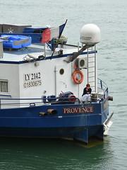 Provence (alderney boy) Tags: lyon rhône barge houseboat bateau