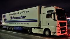 D - Schumacher Würselen MAN TGX 18.440 XXL (BonsaiTruck) Tags: schumacher würselen man tgx lkw lastwagen lastzug truck trucks lorry lorries cmaion caminhoes