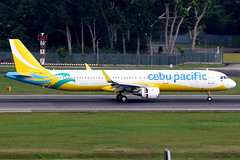 Cebu Pacific | Airbus A321-200 | RP-C4112 | Singapore Changi (Dennis HKG) Tags: cebu philippines cebupacific ceb 5j aircraft airplane airport plane planespotting canon 7d 100400 singapore changi wsss sin airbus a321 airbusa321 sharklets rpc4112