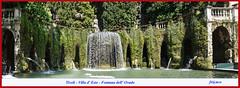 Fontana dell' Ovado (fr@nco ... 'ntraficatu friscu! (=indaffarato)) Tags: italia italy lazio roma rome tivoli fontana