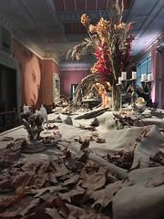 RONE | Empire-The Dining Room-detail (Joyflea) Tags: rone empire burnhambeeches sherbrooke