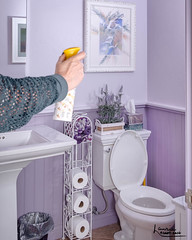20190320. Being Considerate 23494-Edit (Laurie2123) Tags: ad200 fujixt2 laurieabbotthartphotography laurieturnerphotography laurietakespics odc odc2019 ourdailychallenge bathroom offcameraflash