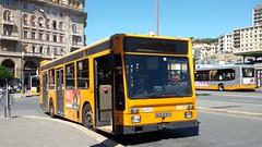AMT 3802 (Lu_Pi) Tags: amt genova autobus bus iveco iveco490 turbocity turbocityur brignole