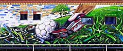 Berlin 2018.06.07. Mural 138.2 - FC Kreuzberg - 2014 (Rainer Pidun) Tags: mural streetart urbanart publicart berlin