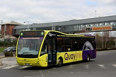 Go North East: 8337 / NK11 HKP (Northern Transport Photos) Tags: nebuses gonortheast gonorthern goahead goaheadnortheast metrocentre metrocentretransportinterchange