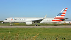 N193AN (AnDyMHoLdEn) Tags: americanairlines 757 oneworld egcc airport manchester 23l