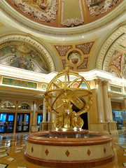 The Venetian Resort Lobby, Las Vegas (DolceDanielle) Tags: las vegas venetian hotel resort casino lobby neveda