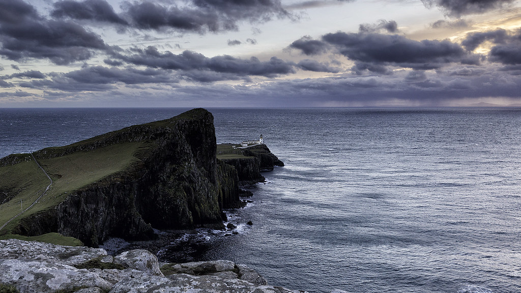 The World's Best Photos of isleofskye and lighthouse