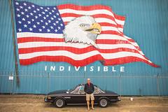 Indivisible (Thomas Hawk) Tags: america americanflag bmw bmw30cs bmwe9 e9 fredwahlmarineconstruction oregon oregoncoast patriotism reedsport scottjordan scottevest usa unitedstates unitedstatesofamerica auto automobile baldeagle car classiccar eagle flag mural us fav10 fav25 fav50 fav100