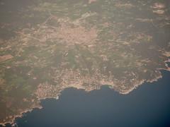 Palafrugell (Luis Pérez Contreras) Tags: barcelona basilea easyjet avión plane ventana window mulhouse friburgo lfsb lebl 2018 olympus m43 mzuiko omd em1mkii travel viaje palafrugell
