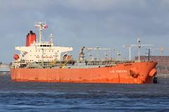 Las Cuevas (Das Boot 160) Tags: lascuevas tanker tankers tranmereoilstage ships sea ship river rivermersey port docks docking dock boat boats maritime mersey merseyshipping