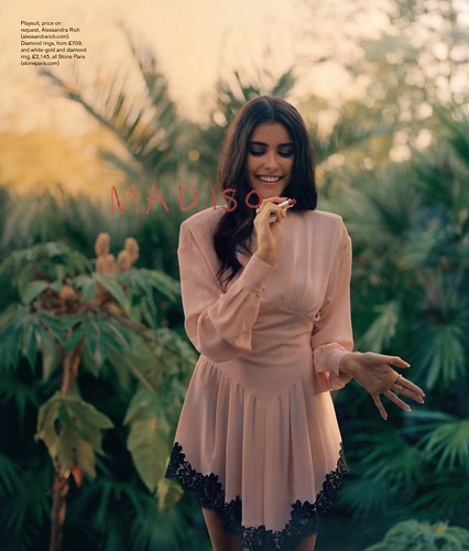 Madison Beer in Daily Telegraph