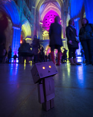 DSCF7940.jpg (Steve VanSickle) Tags: nationalcathedral danbo cathedral seeingdeeper colors lightshow toy dc washingtondc figure washington districtofcolumbia unitedstatesofamerica us