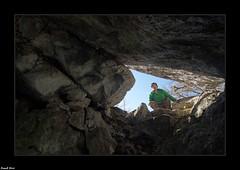 Grotte des rochers du Mont Poupet - St Thiebaud - Jura (inedit) (francky25) Tags: grotte des rochers du mont poupet st thiebaud jura inedit prospection explo karst franchecomté gcpm spéléo