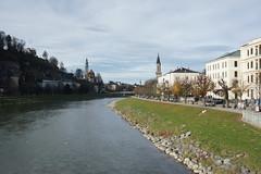 Salzach River (DrNogo's Collection) Tags: salzburg austria salzachriver