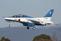 26-5805_KawasakiT-4_JapanASDF_BlueImpulse_RJNH (Tony Osborne - Rotorfocus) Tags: kawasaki t4 hamamatsu air japan selfdefense force jasdf 2018 ab dolphin blue impulse display