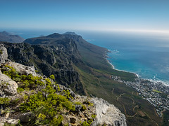 Cape peninsula (bransch.photography) Tags: horizon water color view cape peninsula bay mountains stunning outdoor panorama southafrica sky landmark capepoint sun panoramic coastline ocean beautiful bright landscape scenic atlanticocean capeofgoodhope atlantic tablemountain coast colorful capetown colour seashore