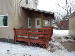 DSCN8887 (mestes76) Tags: 012018 duluth minnesota house home garage deck
