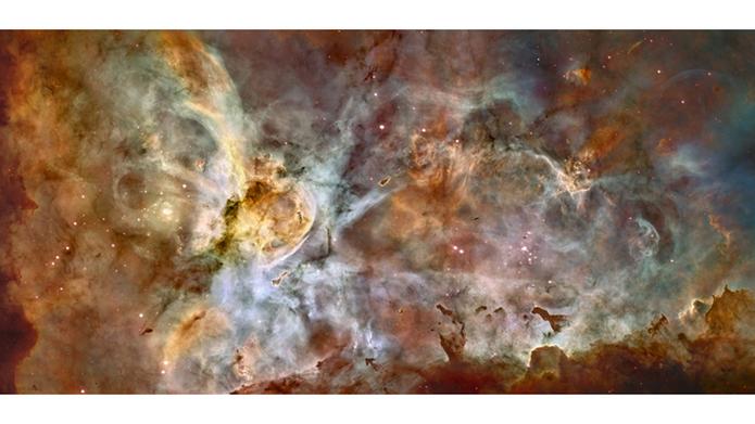 Carina Nebula (credit needed)