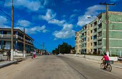 Yaguajay, Sancti Spiritus, Cuba, 2019 (lezumbalaberenjena) Tags: yaguajay cuba villas spiritus sancti lezumbalaberenjena 2019 calle street road carretera