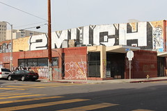 (Laugh now, smile later) Tags: graffiti losangeles 2much