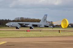 60-0025 B-52H 'STRAY82' USAF 2ndBW (xkekeith) Tags: fairford ffd b52h b52