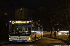 HA DF 748, Hagen, Kabel Schleife (fabse_fabi) Tags: bus strase öpnv baum fotografie niederflur landschaft gelenkbus linienbus