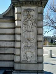 John Purroy Mitchel (edenpictures) Tags: newyorkcity manhattan nyc centralpark fifthavenue engineersgate entrance uppereastside