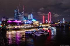 065-EM568116 (Teemu Paukamainen) Tags: thames londoneye cityscape longexposure olympusem5 olympus1240mmf28 londonuk