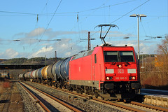 DB 185 360 (Krali Mirko) Tags: db cargo freight tank train electric locomotive traxx 185360 karlstadt germany zug lokomotive ganzzug kesselzug bahn bombardier