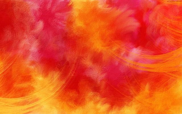 Обои красочный, яркий, оранжевый, красный картинки на рабочий стол, фото скачать бесплатно