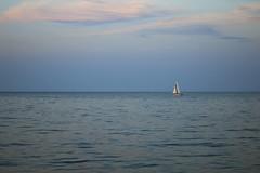 Sailing in the Blue (BlueChasmPhoto) Tags: ship tallship sail duluth mn lakesuperior