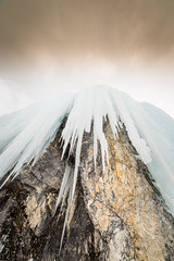 Frozen (vs_foto) Tags: alps canon5dmkiii canonphotography dolomiten ice mountain nature rock southtyrol südtirol vsfoto vsphotography water winter snow icicle