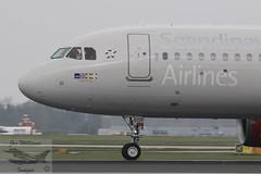 Scandinavian Airlines Airbus A320-251N(W) (jonny4x4uk) Tags: man manchesterairport ringway egcc avgeek aircraft civilian southside 23l 23r boeing b737 b757 b747 b777 b787 dash8 airbus a319 a320 a350 a380 a330 q400 bombardier crj1000 iberia flybe ba britishairways speedbird airfrance virginatlantic virgin jet2 tui etihad skyteam emirates united lufthansa sacandinavian airlines sas singapore thomascook jumbo hainan cathaypacific icelandair dreamliner klmasia airlivery hawker beechcraft cockpit closeup departures serop