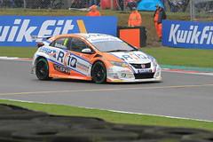 6 Rory Butcher (aledy66) Tags: canon eos 6d 6d2 markii mk2 mkii btcc brands hatch kwik fit british touring car championship 2019 ef70300mm honda civic type r
