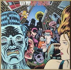Iggy Pop - Brick By Brick [1990] (renerox) Tags: iggypop punk hardrock 90s lp lpcovers lpcover lps vinyl records recordsleeve