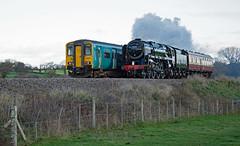 Trains And ... (ARG_Flickr) Tags: 70000 britannia