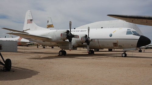 Lockheed 185 P-3A-25-LO / VP-3A Orion 150511 in Tucson