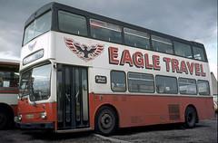 Eagle Travel, Heath Hayes HUA 569N (Martha R Hogwash) Tags: hua 569n scania br111 metropolitan metro cammell west yorkshire pte 2618 eagle travel heath hayes cannock