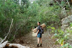 181220000248330027 (a_scouller) Tags: sydney bushwalking film 35mm friends