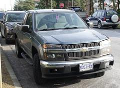2006 Chevrolet Colorado (D70) Tags: 2006 chevrolet colorado