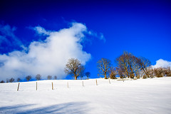 Winterlandschaft (chrispics4ever) Tags: winter winterzauber winterlandschaft himmel winterzeit schnee chrispics4ever