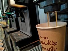 Zeit für Kaffee☕ (gatierf) Tags: kaffee kaffeeautomat break