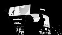 22,599 (Panda1339) Tags: 28mm london ldn piccadillycircus selfie streetphotography cityoflondon monochrome blackandwhite uk light