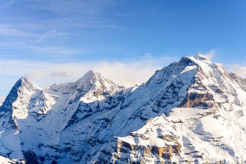 Eiger - Monch - Jungfrau