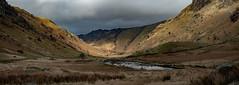 Langstrath Valley (DJNanartist) Tags: nikond750 nikontamron1735mm lakedistrict anartist nikon28300mm langstrath eaglecrag