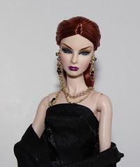 Devotion Agnes Von Weiss (Minimodel) Tags: fashion royalty devotion agnes von weiss the sacred lotus collection