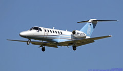 M-CITY 10-04-2019 Private Cessna 525B CitationJet 3 CN 525B0557 (Burmarrad (Mark) Camenzuli Thank you for the 18) Tags: mcity 10042019 private cessna 525b citationjet 3 cn 525b0557
