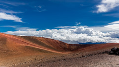 Mauna Kea Summit (mutrock) Tags: maunakea mountain volcano summit moonscape clouds rocks hawaii hi hawaiianislands bigisland usa unitedstates 2018